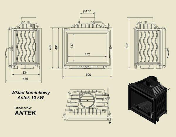 ANTEK/180 (схема)
